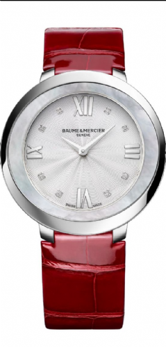 BAUME & MERCIER Promesse Diamond Ladies Watch 10262